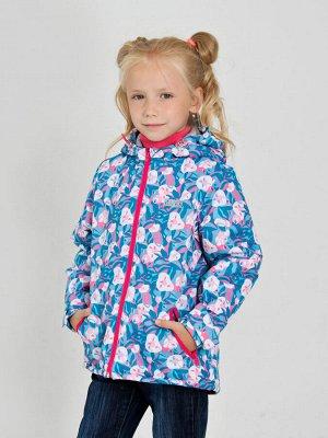 """Куртка для девочки """"Мозаика"""