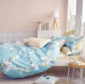 Комплект постельного белья Сатин - Весенний вальс