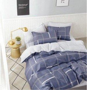 Комплект постельного белья Сатин - Мачо