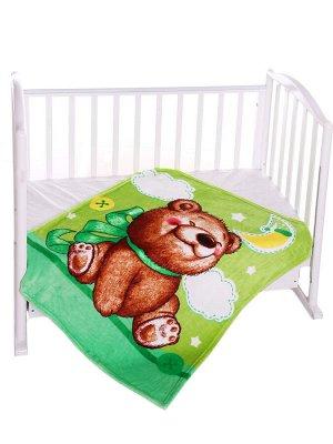 "Одеяло ""Медведь "" 90х100"