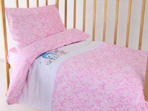 """Комплект постельного белья """"Дамаск"""" Ясли"""