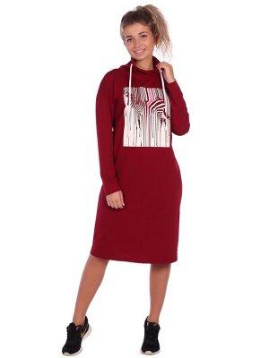 Платье женское (футер)
