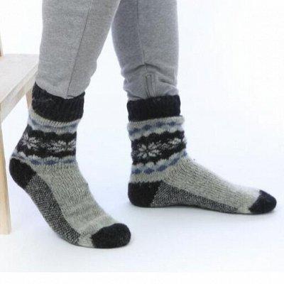 ALTRO - изделия из натуральной шерсти, льна и хлопка  — Носки мужские — Носки