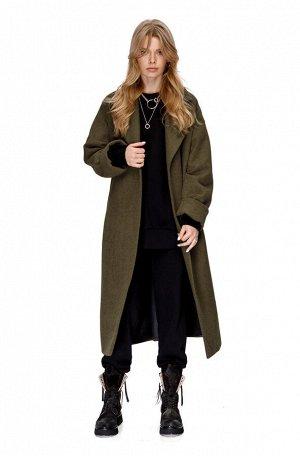 Женское осеннее пальто