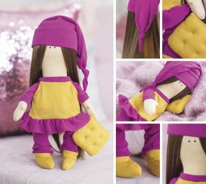 Набор для шитья Мягкая кукла Сьюзен