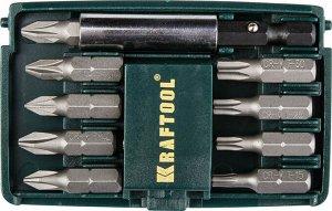 """Набор бит """"COMPACT-10"""" с магнитным адаптером"""