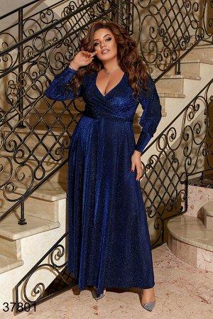 Вечернее платье-37801
