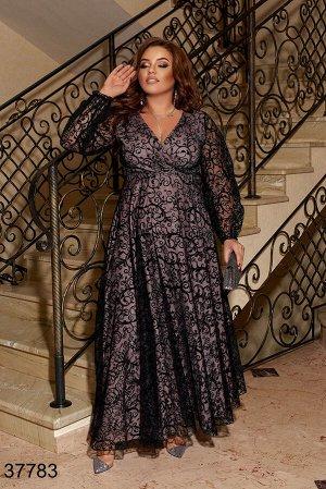 Вечернее платье-37783