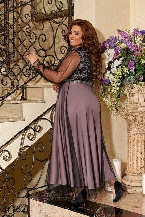 Вечернее платье-37782