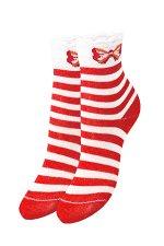Носки детские с рисунком для девочки