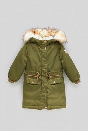 20210130235 (хаки) Куртка детская