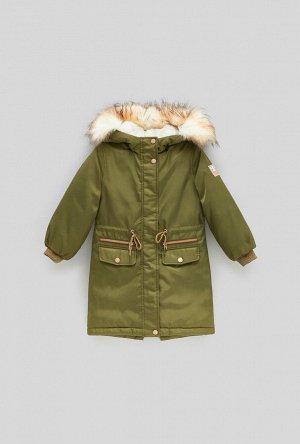 20220130234 (хаки) Куртка детская