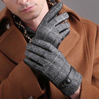 ♕Держим руки, ноги в тепле _25_ — Мужские Перчатки. ОСЕНЬ — Вязаные перчатки и варежки
