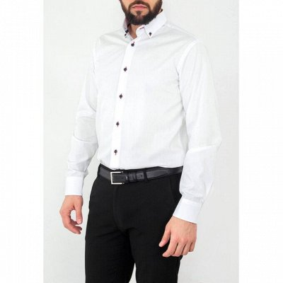 Мужские рубашки, трикотаж, галстуки  — Длинный рукав GREG_3 — Длинный рукав
