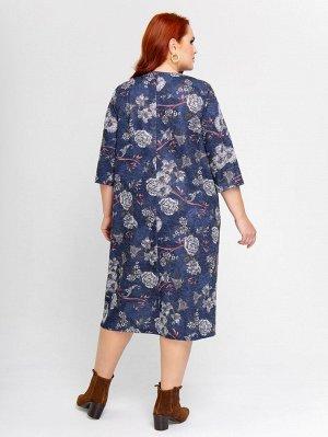 Платье 072-48