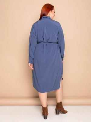 Платье 132-45 джинс
