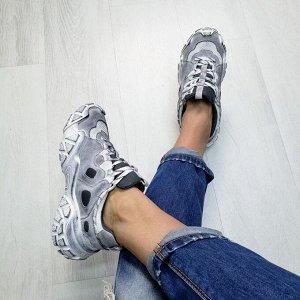 Серые кроссовки Nice