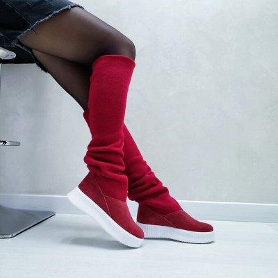 BM DeluxeТрендовая обувь! Нат кожа! Встречаем новинки ОЗ 21 — Сапоги, ботфорты, чулки! Деми и зима! Новинки ОЗ 2021