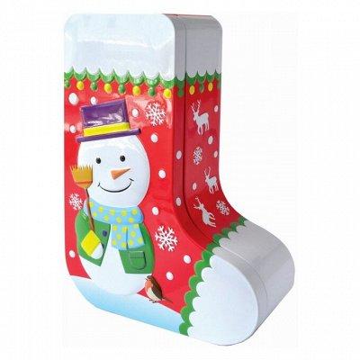 Магазин рождественских сладостей. Пряники, штоллены, шоколад — Churchills Confectionery — Мармелад и зефир