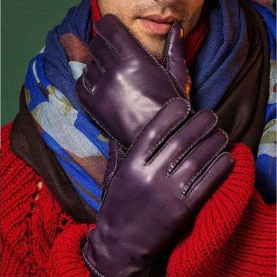 Mic*hel Kata*na — новинки осени + распродажа до 70%🌺 — Перчатки. Мужчины — Кожаные перчатки и варежки