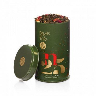 Магазин рождественских сладостей. Пряники, штоллены, шоколад — Palais Des Thes — Чайные напитки