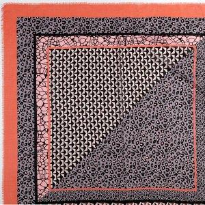 Платок 92*92, состав 100%мерсеризованная шерсть, LEO VENTONI GR20F5-6