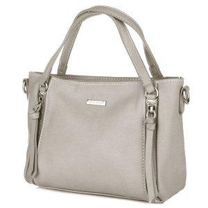СКИДКА. Женская сумка David Jones. 5751-2 grey