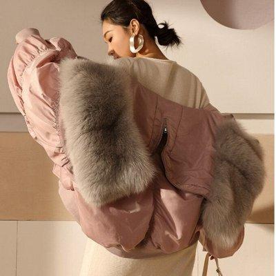 Лучшая Верхняя Одежда!На любой вкус и кошелек!Гуанчжоу — Очень красивые пухи ЗИМА — Верхняя одежда