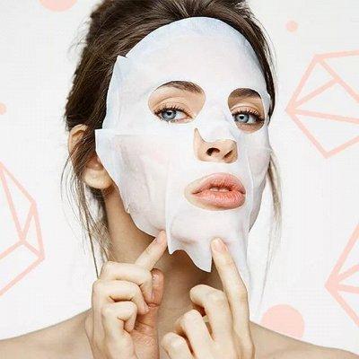 Бомба-косметика! Нашумевшие бодибаттеры от Флоресан!  — Тканевые маски для лица — Для лица