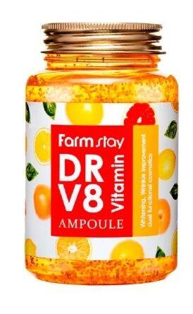 Многофункциональная ампульная сыворотка с витаминным комплексом
