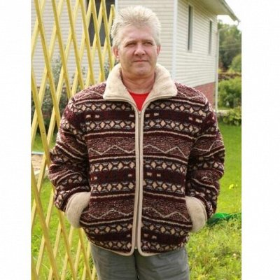 Magic Wool  Изделия из натуральной шерсти — Мужские куртки — Куртки