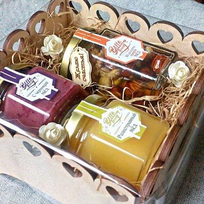Новое поступление ЧАЙНАЯ библиотека. Вкусненький чаек! — Мёд и крем-мед . Есть подарочные наборы! — Орехи, сухофрукты и мед
