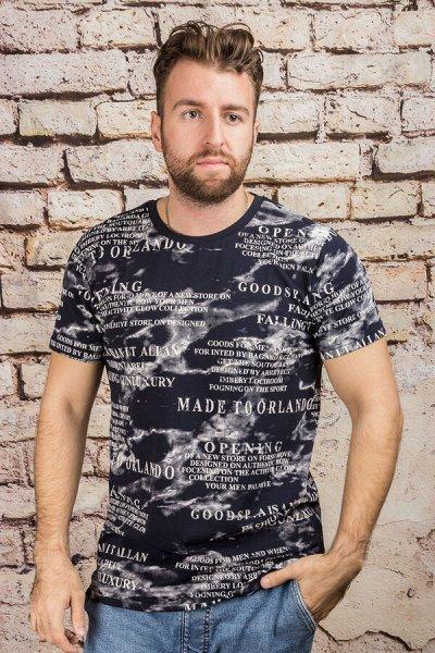 TAMKO-мужская одежда из Турции 19. Много больших размеров — Футболки 1 — Футболки