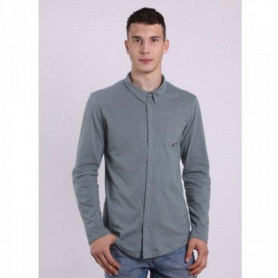 UR*B*AN-стильный, модный трикотаж! Нереально низкие цены — Мужские рубашки — Рубашки