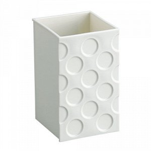 Карман на магните белый 6,4*7,2*1,5 см