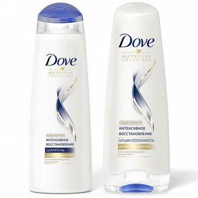 🌸FITOcosmetik, Невская, Чистая линия, SVOBODA и др 🌸 — Dove для волос — Для волос