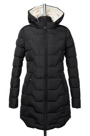 05-1831 Куртка зимняя (Синтепух 300) Плащевка черный