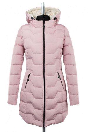 05-1738 Куртка зимняя (Синтепух 300) Плащевка розовый