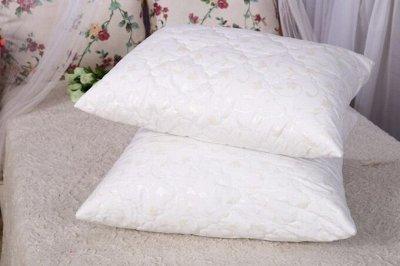 ECOLAN — домашний текстиль, яркие принты! Наматрасники — Подушки шелковое волокно — Подушки