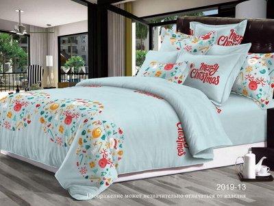 ECOLAN — домашний текстиль, яркие принты! Наматрасники — Постельное белье (сатин) - семейный — Семейные комплекты