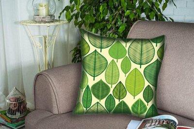 ECOLAN — домашний текстиль, яркие принты! Наматрасники — Декоративные подушки — Подушки