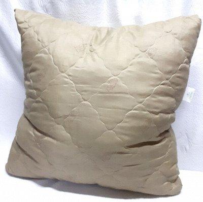 ECOLAN — домашний текстиль, яркие принты! Наматрасники — Подушки верблюжья шерсть — Подушки