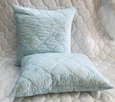 ECOLAN — домашний текстиль, яркие принты! Наматрасники — Подушки льняное волокно — Подушки