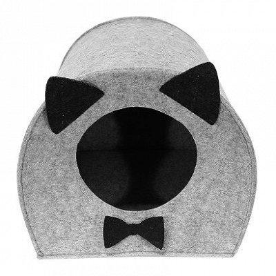 Шапки и рукавицы для бани. — Товары для животных — Домики и когтеточки