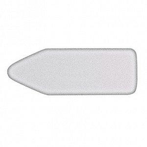 Чехол для гладильной доски с термостойким покрытием, 125х47см
