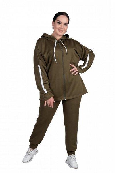 Jizelle-Одежда Plus Size для женщин от производителя — Спортивные костюмы — Спортивные костюмы