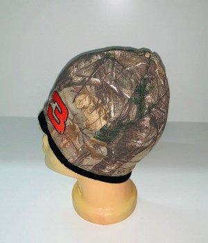 Шапка Топовая двухсторонняя шапка  №1564