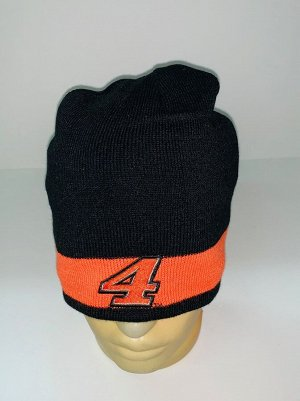 Шапка Двухсторонняя крутая шапка  №1561