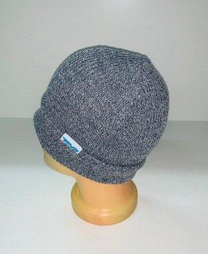 Шапка Зачетная серая шапка  №1945