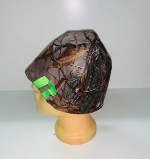 Шапка Топовая камуфляжная шапка  №1640